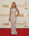 Maria Bello at The 63rd Anual Primetime Emmy Awards held at Nokia Theatre L.A. Live in Los Angeles, California on September  18,2011                                                                   Copyright 2011Debbie VanStory / iPhotoLive.com
