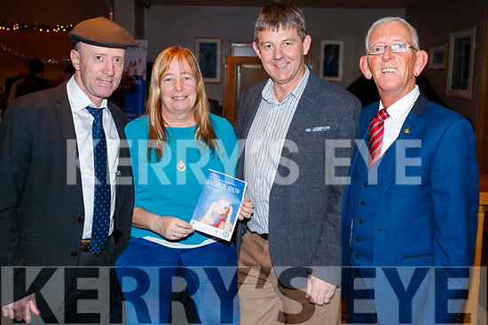 Michael Healy Rae, Helen, Junior and Sam Locke, Tralee, pictured at the St. Vincent De Paul Fashion Show, at Ballyroe Heights Hotel, Tralee, on Thursday, November 23rd last.