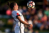 Boyds, MD. - Saturday, June 24 2017:  Ashleigh Sykes during a regular season National Women's Soccer League (NWSL) match between the Washington Spirit and the Portland Thorns FC at Maureen Hendricks Field, Maryland SoccerPlex.<br />  The Washington Spirit defeated the Portland Thorns FC 1-0.