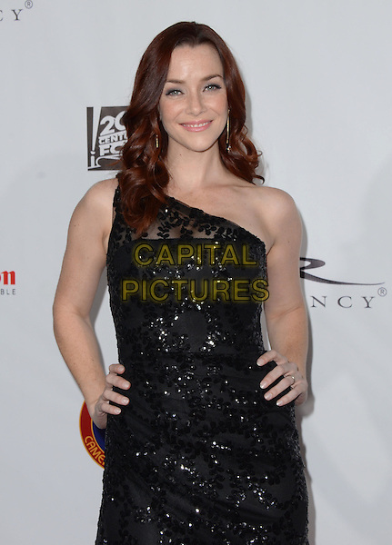 06 February  - Los Angeles, Ca - Annie Wersching. Arrivals for the Society of Camera Operators Lifetime Achievement Awards held at Paramount Theater at Paramount Studios.  <br /> CAP/ADM/BT<br /> &copy;BT/ADM/Capital Pictures