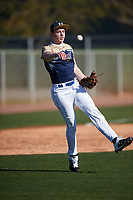 Zachary Steen during the Under Armour All-America Tournament powered by Baseball Factory on January 18, 2020 at Sloan Park in Mesa, Arizona.  (Zachary Lucy/Four Seam Images)