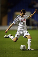 Pictured: Daniel Alfei of Swansea. Tuesday 23 August 2011<br />
