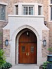 June 13, 2011; Duncan Hall Door..Photo by Matt Cashore/University of Notre Dame