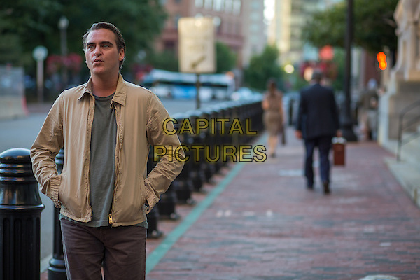 Irrational Man (2015) <br /> Joaquin Phoenix<br /> *Filmstill - Editorial Use Only*<br /> CAP/KFS<br /> Image supplied by Capital Pictures