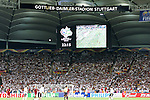 08 July 2006: Gottlieb-Daimler Stadion during the third-place game of the 2006 World Cup. Germany defeated Portugal 3-1 at the Gottlieb-Daimler Stadion in Stuttgart, Germany in match 63, the third-place game, of the 2006 FIFA World Cup.