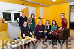 Launch of Abode Co-living in the Fossa last Monday.<br /> l-r Derek Twiss, Conor Hennigan, Justina Gruzdyte, Eimear McDonnell, Nathalie Vos, Michelle Rosney and Brigeen O'Sullivan.