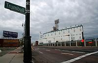 Detroit Tigers Stadium Deconstruction