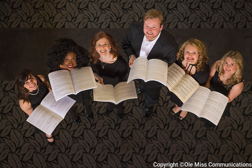 Living Music Resource. Photo by Kevin Bain/Ole Miss Communications