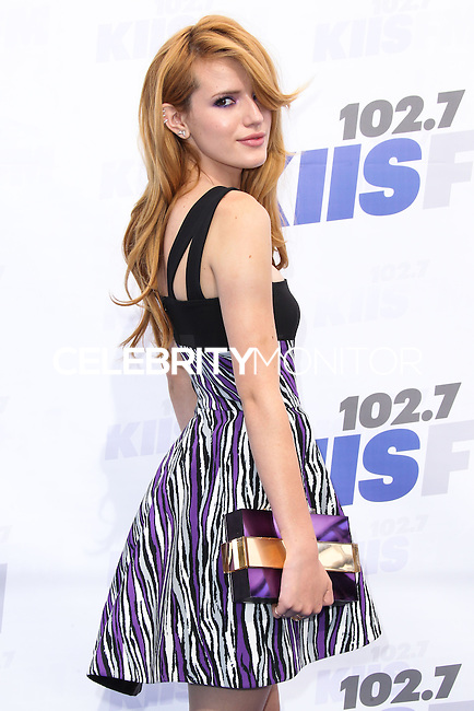 CARSON, CA, USA - MAY 10: Bella Thorne at 102.7 KIIS FM's 2014 Wango Tango at StubHub Center on May 10, 2014 in Carson, California, United States. (Photo by Xavier Collin/Celebrity Monitor)
