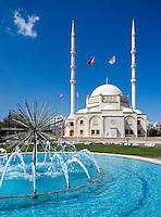 CYPRUS, North cyprus (turkish), Ammochostos/Famagusta (Gazimagusa): Osman Fazil Polat Pasa Camii - Mosque | ZYPERN, Nord-Zypern (tuerkisch), Famagusta (Gazimagusa), auch Ammochostos genannt: Osman Fazil Polat Pasa Camii - Moschee