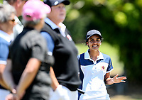 Tara Raj of Manawatu Wanganui. Day One of the Toro Interprovincial Women's Championship, Sherwood Golf Club, Wjangarei,  New Zealand. Monday 4 December 2017. Photo: Simon Watts/www.bwmedia.co.nz