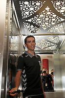 Alberto Contador during the second day of rest of La Vuelta 2012.September 4,2012. (ALTERPHOTOS/Paola Otero) /NortePhoto.com<br /> <br /> **CREDITO*OBLIGATORIO** *No*Venta*A*Terceros*<br /> *No*Sale*So*third* ***No*Se*Permite*Hacer Archivo***No*Sale*So*third