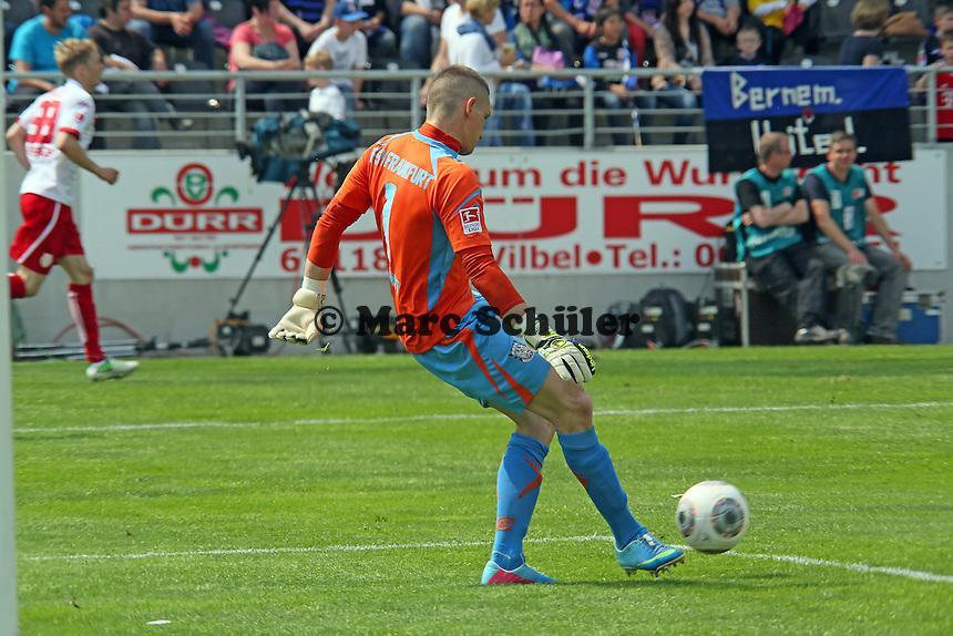Patric Klandt (FSV) - FSV Frankfurt vs. FC Energie Cottbus, Frankfurter Volksbank Stadion