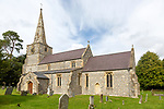 Village parish church of Saint Michael, Little Bedwyn, Wiltshire, England, UK