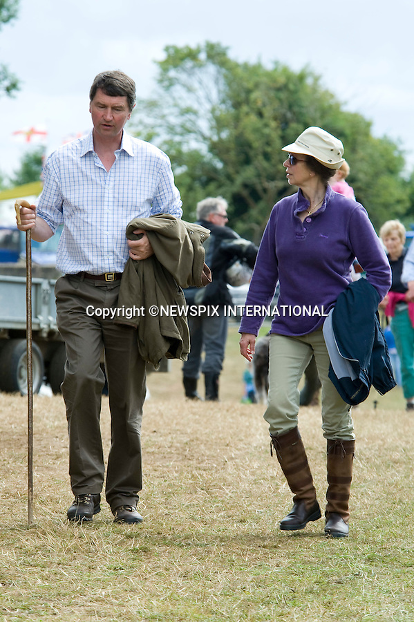 """Princess Anne and Tim Laurence_.at the Gatcombe Horse Trials, Gatcombe_07/10/2010.The baby, the Queen's first great- grandchild is expected to be born this winter..Mandatory Credit Photo: ©NEWSPIX INTERNATIONAL..**ALL FEES PAYABLE TO: """"NEWSPIX INTERNATIONAL""""**..IMMEDIATE CONFIRMATION OF USAGE REQUIRED:.Newspix International, 31 Chinnery Hill, Bishop's Stortford, ENGLAND CM23 3PS.Tel:+441279 324672  ; Fax: +441279656877.Mobile:  07775681153.e-mail: info@newspixinternational.co.uk"""
