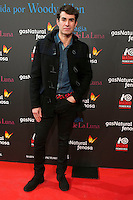 "Daniel Muriel attend the Premiere of the movie ""Magic in the Moonlight"" at callao Cinema in Madrid, Spain. December 2, 2014. (ALTERPHOTOS/Carlos Dafonte) /NortePhoto.com"
