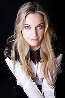 Lisa Trudeau a professional PR manager was photographed by Carlos Taylhard at Art of Headshots