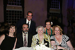 Martha Byrne & family - brother Brendan, sisters Fran & Liz (R), dad Terry, mom Mary at the benefit Angels for Hope which benefits St. Jude Children's Research Hospital on May 29, 2009 at the Estate at Florentine Gardens, Rivervale, NJ. (Photo by Sue Coflin/Max Photos)