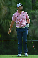 Ross Fisher (ENG) watches his tee shot on 2 during round 4 of The Players Championship, TPC Sawgrass, at Ponte Vedra, Florida, USA. 5/13/2018.<br /> Picture: Golffile | Ken Murray<br /> <br /> <br /> All photo usage must carry mandatory copyright credit (&copy; Golffile | Ken Murray)
