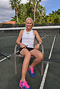 BOCA RATON, FL - NOVEMBER 22: Rennae Stubbs poses for portrait during the 30TH ANNUAL Chris Evert Pro-Celebrity Tennis Classic presented by Chase Private Client at Boca Raton Resort & Club on November 22, 2019 in Boca Raton, Florida.   ( Photo by Johnny Louis / jlnphotography.com )