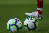 17th March 2019, Craven Cottage, London, England; EPL Premier League football, Fulham versus Liverpool; Detail View of the boot of Trent Alexander-Arnold of Liverpool