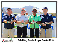 Thongchai Jaidee (THA) team on the 10th tee during Wednesday's Pro-Am of the 2018 Dubai Duty Free Irish Open, held at Ballyliffin Golf Club, Ireland. 4th July 2018.<br /> Picture: Eoin Clarke | Golffile<br /> <br /> <br /> All photos usage must carry mandatory copyright credit (&copy; Golffile | Eoin Clarke)