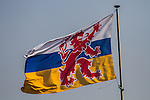 Flag of Limburg, Amstel Gold Race, 20th April 2014, Photo by Thomas van Bracht / www.pelotonphotos.com
