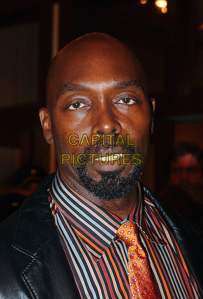 "EUGENE CLARK.At  ""George A. Romero's Land Of The Dead"" Special Pittsburgh Premiere Screening held at the Byham Theatre, Pittsburgh, PA, USA, June 22, 2005..portrait headshot beard.Ref: ADM.www.capitalpictures.com.sales@capitalpictures.com.©Jason Nelson/AdMedia/Capital Pictures."