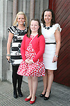 Shauna Brennan Black with Lisa Fay and Pamela Brennan at the Confirmation in St.Mary's Church...Photo NEWSFILE/Jenny Matthews.(Photo credit should read Jenny Matthews/NEWSFILE)....This Picture has been sent you under the condtions enclosed by:.Newsfile Ltd..The Studio,.Millmount Abbey,.Drogheda,.Co Meath..Ireland..Tel: +353(0)41-9871240.Fax: +353(0)41-9871260.GSM: +353(0)86-2500958.email: pictures@newsfile.ie.www.newsfile.ie.FTP: 193.120.102.198.