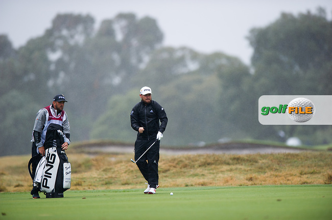 Tyrrell Hatton (ENG) during the second day of the World cup of Golf, The Metropolitan Golf Club, The Metropolitan Golf Club, Victoria, Australia. 23/11/2018<br /> Picture: Golffile | Anthony Powter<br /> <br /> <br /> All photo usage must carry mandatory copyright credit (© Golffile | Anthony Powter)