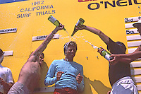 Stubbies Cal Surf Trials Orange County California 1982