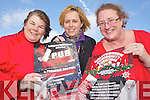 XMAS FUN: Planning a mega Santa Party and lighting up of Ballybunion over the Christmas season, l-r: Joanna McCarthy, Gráinne Toomey, Jennifer Walsh.