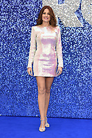 "LONDON, UK. May 20, 2019: Hilary Roberts arriving for the ""Rocketman"" UK premiere in Leicester Square, London.<br /> Picture: Steve Vas/Featureflash"