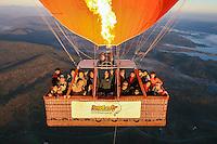 20130819 August 19 Hot Air Balloon Gold Coast