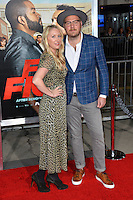 Dominic Lewis &amp; Erin Price at the world premiere for &quot;Fist Fight&quot; at the Regency Village Theatre, Westwood, Los Angeles, USA 13 February  2017<br /> Picture: Paul Smith/Featureflash/SilverHub 0208 004 5359 sales@silverhubmedia.com
