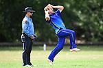 NELSON, NEW ZEALAND - FEBRUARY 22: Premiership Cricket - ACOB v Nelson College 1st XI. Saturday 22 February 2020. Botanics Garden, Nelson, New Zealand. (Photo by Chris Symes/Shuttersport Limited)