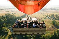 20131020 October 20 Hot Air Balloon Gold Coast