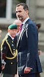Le Roi Philippe et la Reine Mathilde de Belgique ont accueillis le Roi Felipe et la Reine Letizia d'Espagne lors d'une visite officielle. Les souverains se sont rendus au Palais royal et ont ensuite été reçu par le Premier Ministre Charles Michel au Palais d'Edmond.