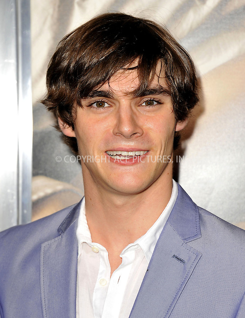 WWW.ACEPIXS.COM....September 4 2012, LA....R. J. Mitte arriving at the Premiere Of CBS Films' 'The Words' at the ArcLight Cinemas on September 4, 2012 in Hollywood, California.......By Line: Peter West/ACE Pictures......ACE Pictures, Inc...tel: 646 769 0430..Email: info@acepixs.com..www.acepixs.com