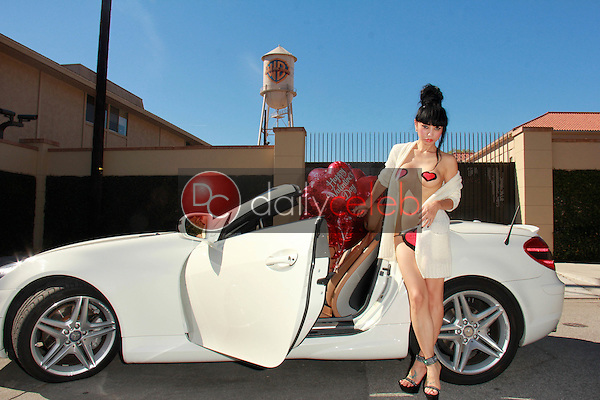 Bai Ling<br /> Sexy Valentine's Studio Tour, where she says &quot;It's a pity I'm not in Fifty Shades of Grey,&quot; Cinerama Dome, Paramount, Warner Bros, Universal Studios, Los Angeles, CA 02-13-15<br /> David Edwards/DailyCeleb.com 818-249-4998