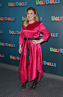 """13 April 2019 - Beverly Hills, California - Kelly Clarkson. STX Entertainment's """"UglyDolls"""" Photo Call  held at The Four Seasons Hotel.   <br /> CAP/ADM/FS<br /> ©FS/ADM/Capital Pictures"""