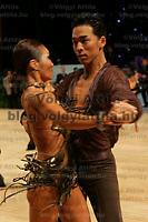 0801240858c UK Open dance competition. International Centre,  Bournemouth, United Kingdom. Thursday, 24. January 2008. ATTILA VOLGYI