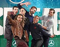 NOV 4 Justice League photocall