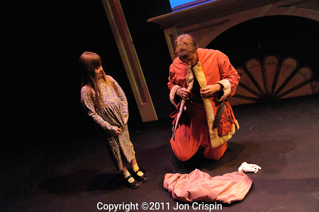 "UMASS production of ""Solstice""..©2011 Jon Crispin.ALL RIGHTS RESERVED.."