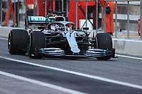 3rd December 2019; Yas Marina Circuit, Abu Dhabi, United Arab Emirates; Pirelli Formula 1 tyre testing sessions; Mercedes AMG Petronas Motorsport, Valtteri Bottas
