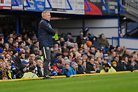 Portsmouth Manager Kenny Jackett during Portsmouth vs AFC Wimbledon, Sky Bet EFL League 1 Football at Fratton Park on 11th January 2020
