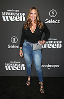 1 August 2019 - Los Angeles, California - Christine Sclafani. Weedmaps Museum of Weed Exclusive Preview Celebration held at Weedmaps Museum Pop Up. Photo Credit: FSadou/AdMedia