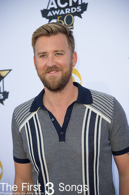 Charles Kelley of Lady Antebellum attends the 50th Academy Of Country Music Awards at AT&T Stadium on April 19, 2015 in Arlington, Texas.