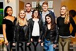 Pictured at the St. Vincent De Paul Fashion Show, at Ballyroe Heights Hotel, Tralee, on Thursday, November 23rd last, were l-r: Renèe Dewar, Helen Teynor, Tim Heinemann, Renèe Jensen, Chris Kass, Miranda Xhemili and Jule Vahldieck.