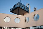 Port Building in Alicante, Spain